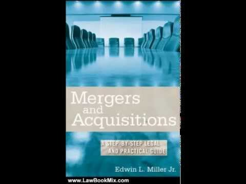 Merger Law Associates: Mergers and Acquisitions (book review)