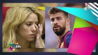 ¿Que pasa entre Shakira y su marido Gerard Piqué? - Hollywood TIKITI