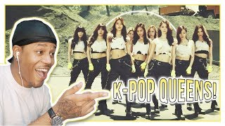 TBT: Reacting To Girls' Generation - Catch Me If You Can MV (Korean Ver.)