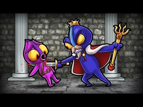 Minecraft | Krakens Life - KING KILLS KRAKEN KID! (RIP) thumbnail