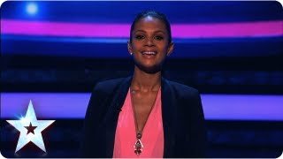 Alesha Dixon thinks you should apply for Britain's Got Talent 2014