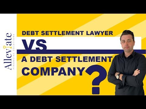 debt-settlement-lawyer-vs-a-debt-settlement-company-|-alleviate-financial-solutions