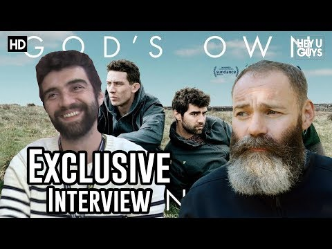 Francis Lee & Alec Secareanu - God's Own Country Exclusive Interview