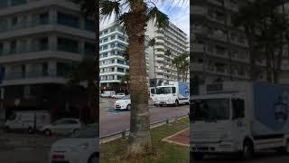 Кипр Ларнака Декабрь