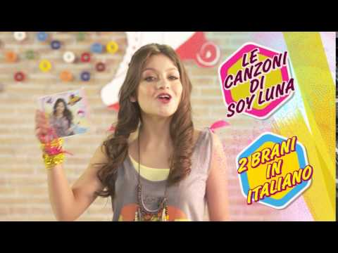 Soy Luna - il CD con le canzoni originali della prima stagione TV!