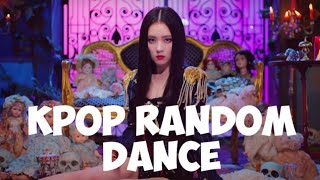 KPOP RANDOM PLAY DANCE [POPULAR SONGS]