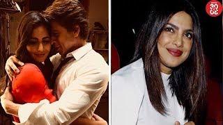 SRK, Katrina's Special Moments On 'Zero' Sets   'Quantico' Star Priyanka Returns To India