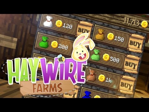 HayWire Farms | General Store - Episode 2 [Modded Minecraft]