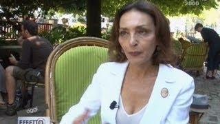 """Venezia 2013 - Maria Rosaria Omaggio nel ruolo di Oriana Fallaci nel film """"Walesa"""""""