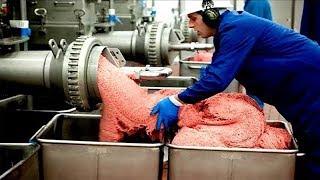 Yediğiniz Yiyecekler Fabrikada Nasıl Yapılıyor (Çikolata, Kıyma, Dondurma...) #2018