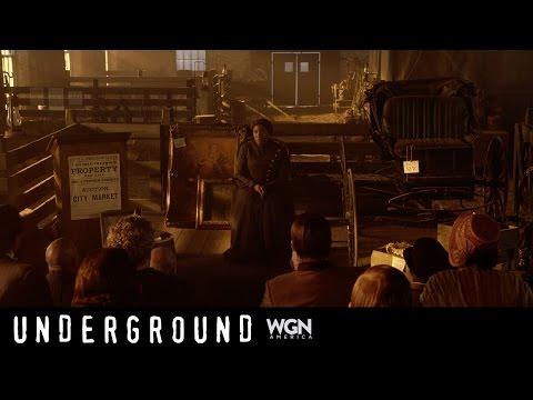 "WGN America's Underground ""Saga"""