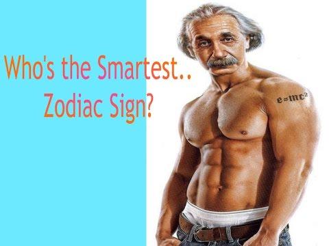Who's the Smartest.. Zodiac Sign?