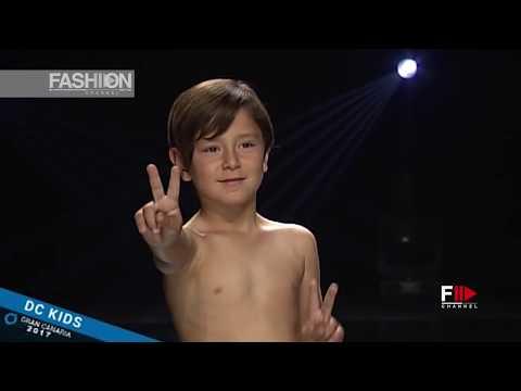 DC KIDS Gran Canaria Moda Càlida Swimwear FW Spring Summer 2018 - Fashion Channel