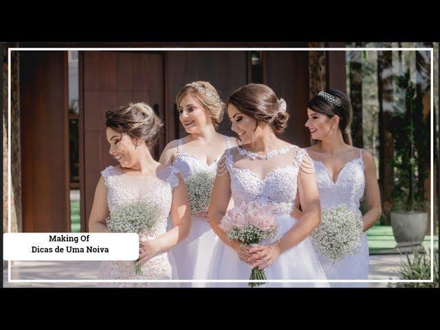 making of  Documental - Dicas de Uma Noiva