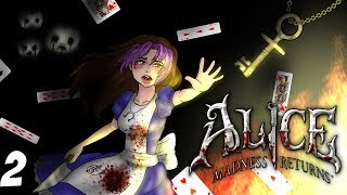 MAD AS A HATTER | Alice: Madness Returns | 02