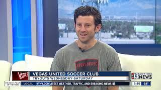 Vegas United Soccer Club hosting tryouts Wednesday-Sunday