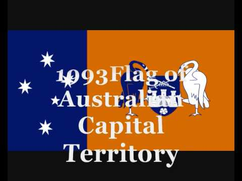 Australia /Governors flags/ States and Territories.