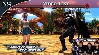 The NAYSHOW - Vidéo-Test de Tekken Hybrid (PS3)