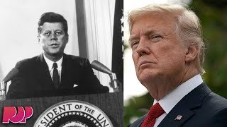 Trump To Release Classified JFK Assassination Documents