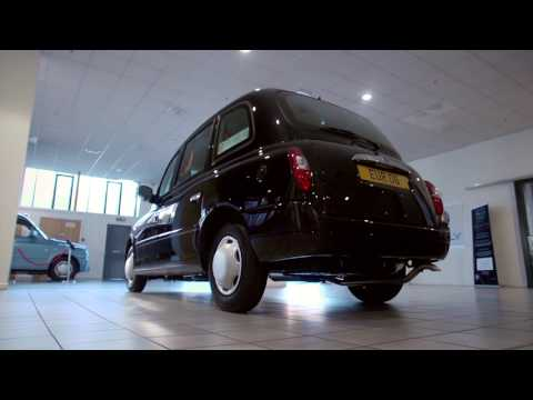 Introducing the TX4 Limited Edition