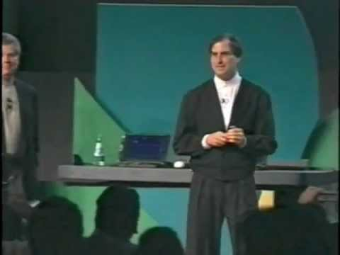 NeXT, OpenStep and the return of Steve Jobs to Apple