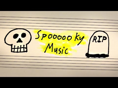 What Makes Scary Music Scary?