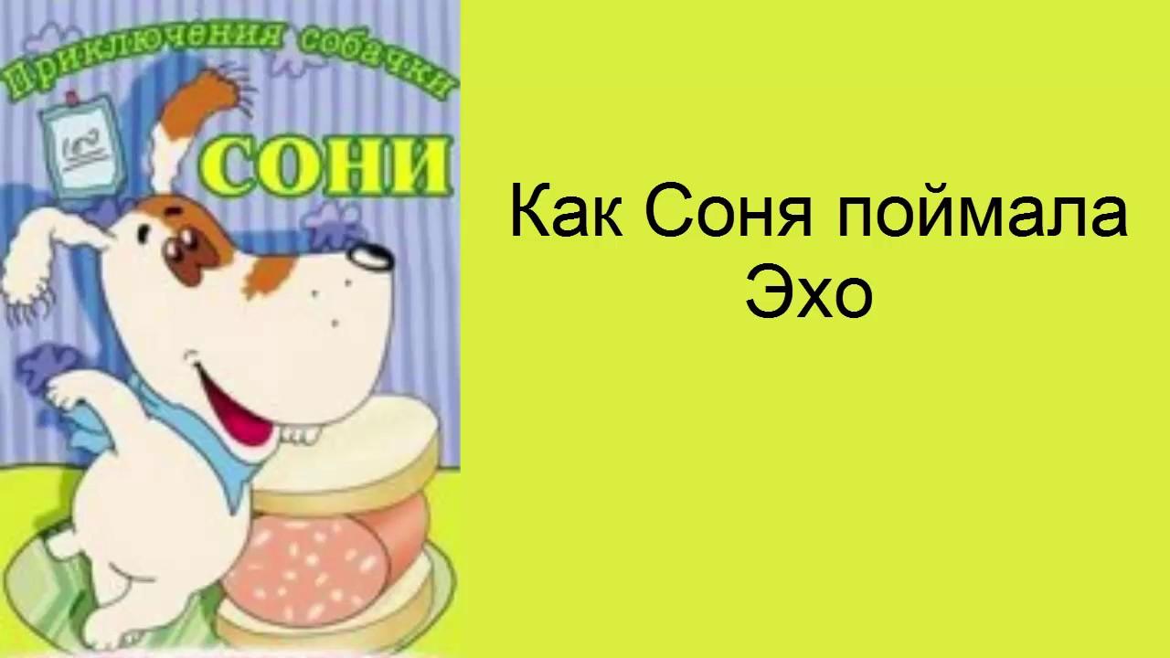 Умная Собачка Соня (3 часть). Андрей Усачёв. Аудиокнига ...