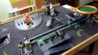 Warhammer 40k Combat Patrol: Imperiale Armee vs. Blood Angels (Battle Report #21)