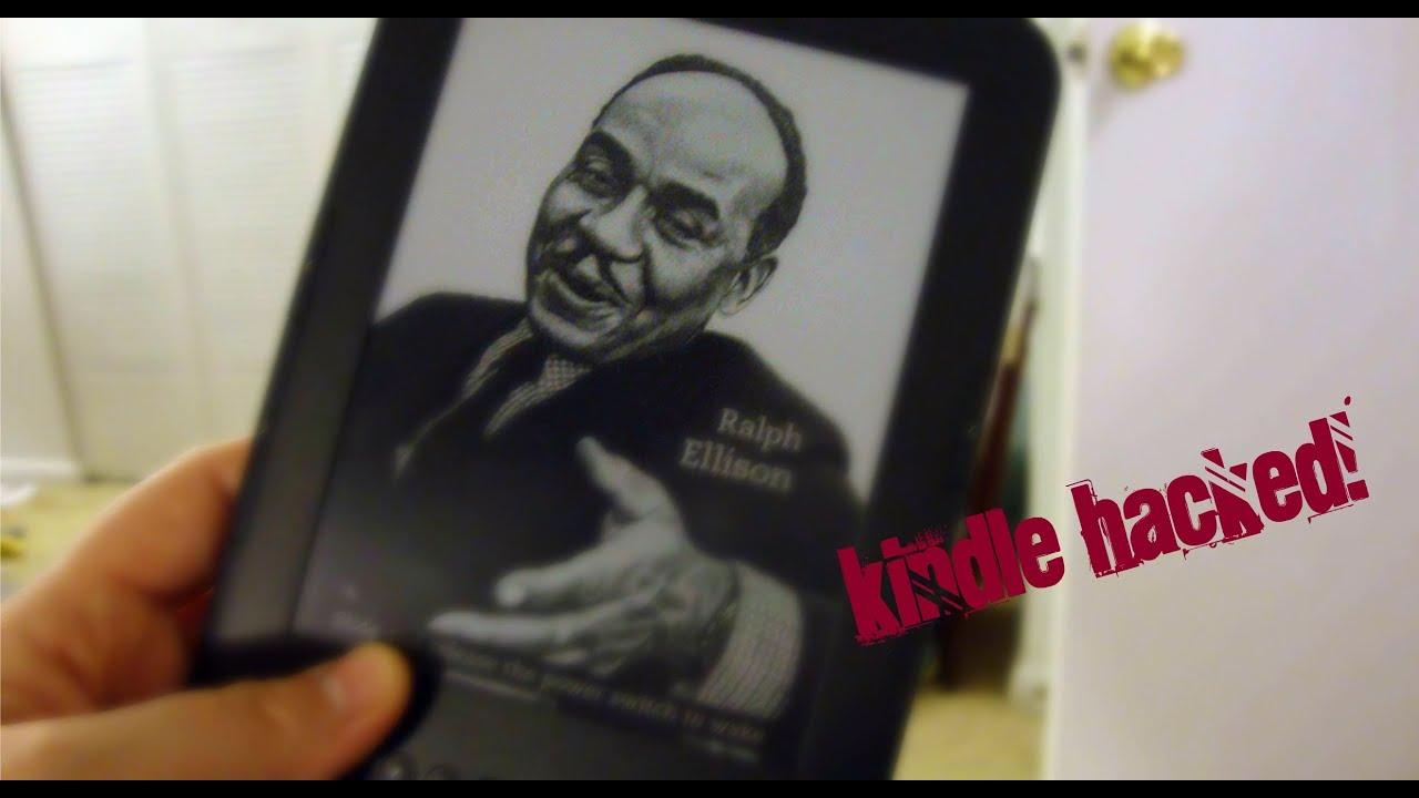 Jailbreak Kindle 3 2 1 Screen Saver Hack!