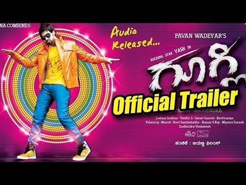 Googly Official Trailer | Yash | Kriti Kharabanda | Pawan Wadeyar