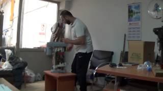 Osman Akan Ve Mustafa çelikkaya Fişek Dolumu