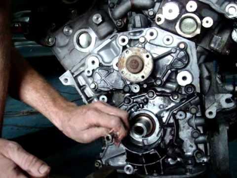 Swap engine KF to KL - preparing