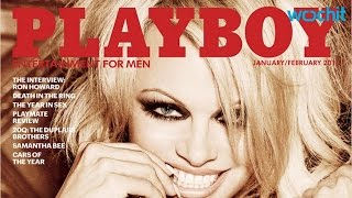 Pamela Anderson to Be Final Nude Playboy Centerfold