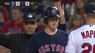 MLB ALDS 2016 10 06 Boston Red Sox@Cleveland IndiansGame1 720P