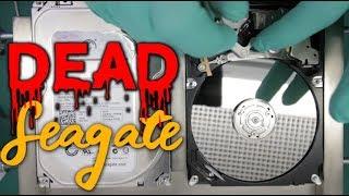 half dead seagate ST1000DM003 | Data recovery