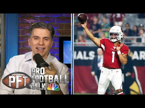 Which 2019 NFL rookie QB impressed the most? | Pro Football Talk | NBC Sports