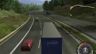 UK Truck Simulator #1: Sheffield - Grimsby