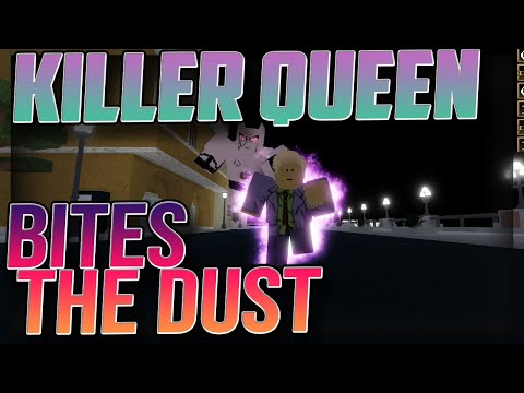KILLER QUEEN REQUIEM/ BITES THE DUST SHOWCASE!! | Your Bizarre Adventure | Ordinary Potato
