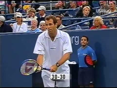 2002 US Open Sampras vs. Rusedski