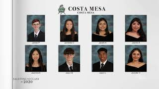 Saluting The Class Of 2020 — Costa Mesa High School | Nbcla