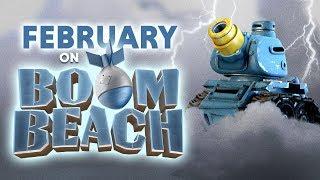 This February on Boom Beach!
