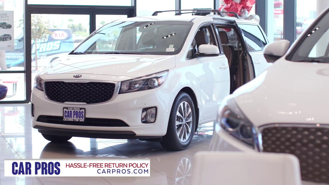 Car Pros Tacoma >> Car Pros Kia Tacoma Hassle Free Return Policy Youtube