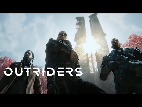 ?OUTRIDERS??????????