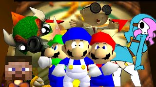 SM64 м 9 Time travel edition