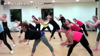 Grease Megamix Zumba Labfitness