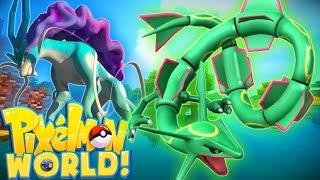 THE GRAND FINALE! - PIXELMON WORLD! #20 (Minecraft Pokemon Mod)