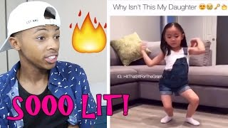 Kids Are Lit Dance Compilation 2 Reaction