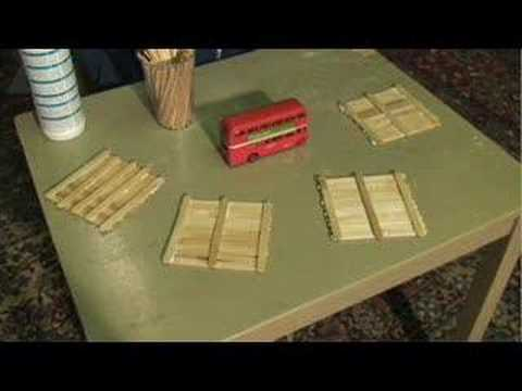 The Popsicle Stick Garage