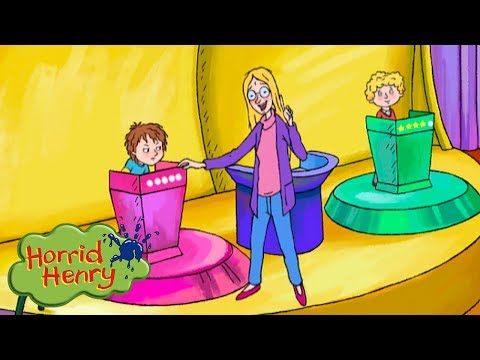 Horrid Henry - Horrid Siblings | Cartoons For Children | Horrid Henry Episodes | HFFE