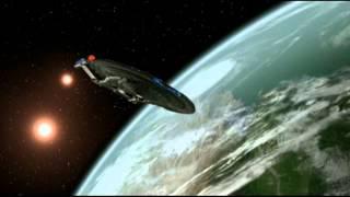 Энтерпрайз - Star Trek (Ent) - Звёздный путь
